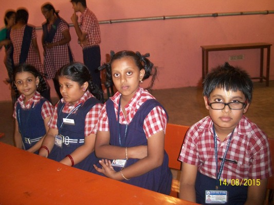 PRIMARY QUIZ COMPETITION