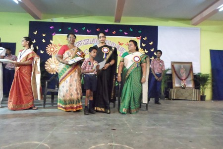 PRIMARY ANNUAL DAY (12.09.2015)
