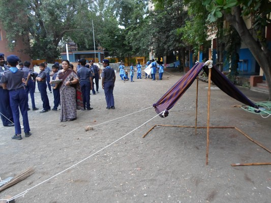 SCOUTS AND GUIDES ACTIVITY