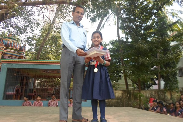 BAGAVAT GITA COMPETITION - WINNER