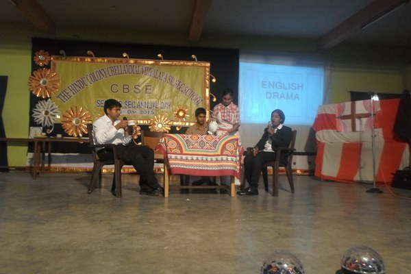 SECONDARY & SENIOR SECONDARY ANNUAL DAY CELEBRATION