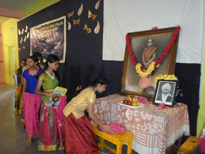 Founder's Day & Bharathiyar's Remembrance day