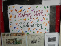 Madras week Celebration