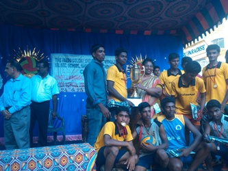 XXIV Inter School Volley Ball Tournament